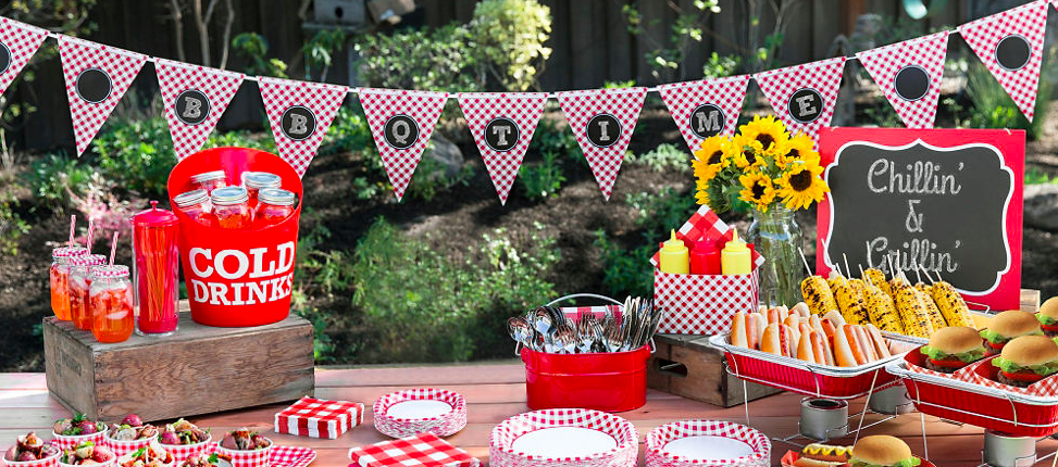 hosting your own summer bbq dorsey family homes